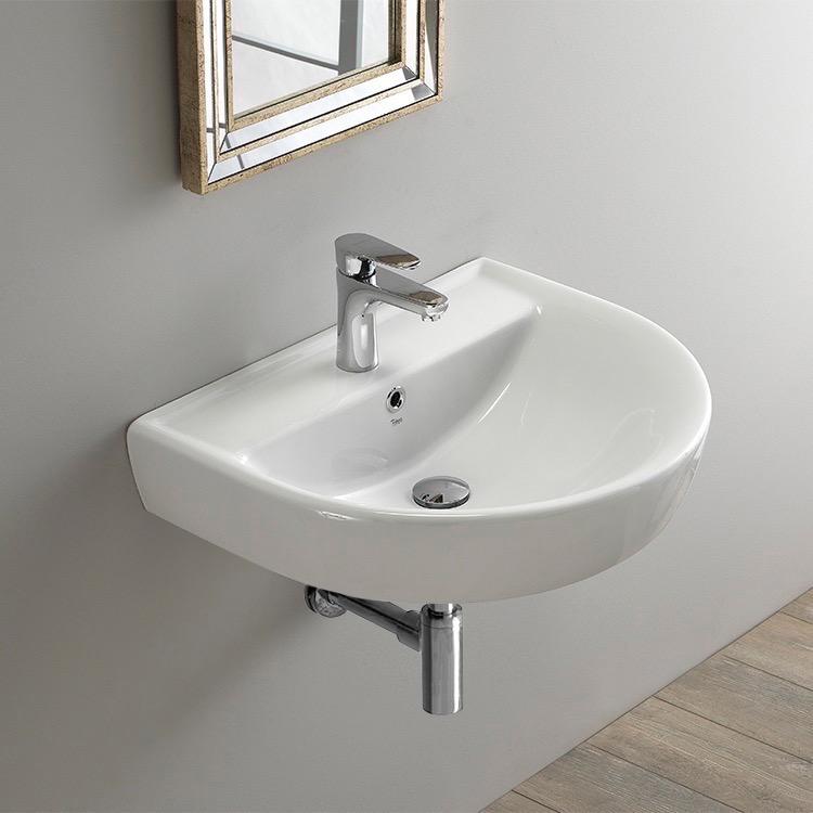 cerastyle 003100-u bathroom sink, bella | nameek's