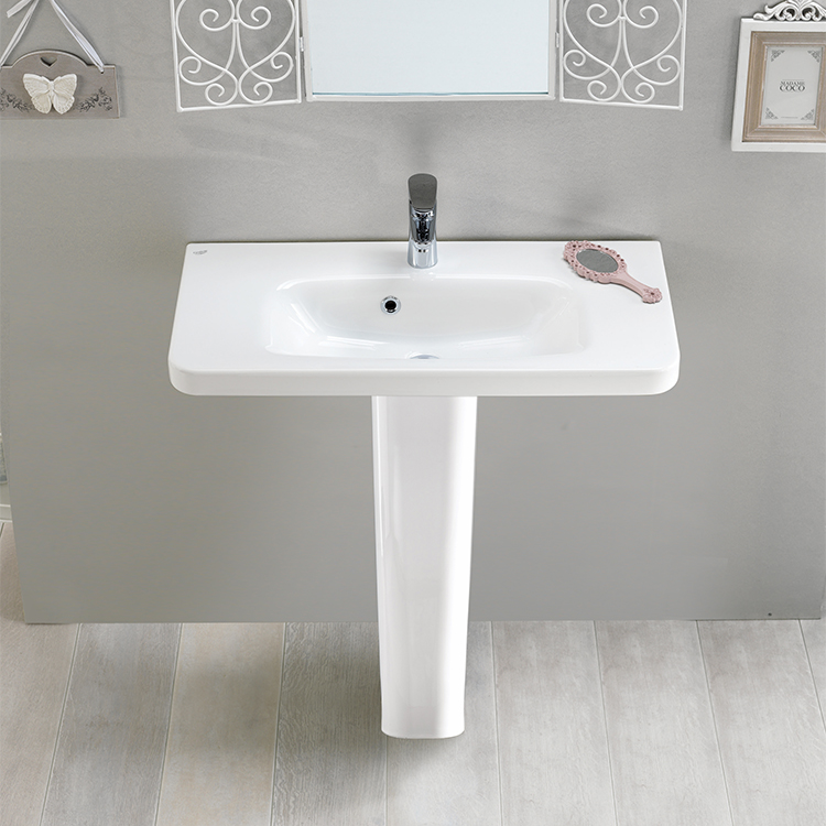 Cerastyle 033300u Ped Bathroom Sink Noura Nameek S