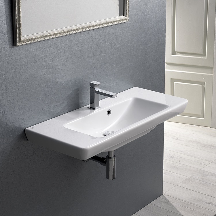 Cerastyle 068300 U Bathroom Sink Porto Nameek S