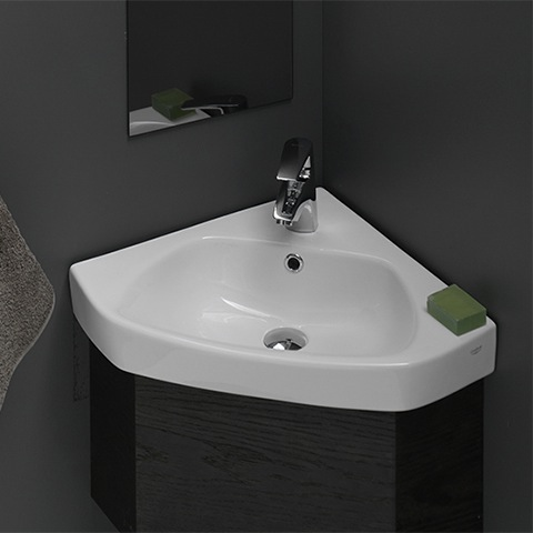 cerastyle 001900-u bathroom sink, arda - nameek's
