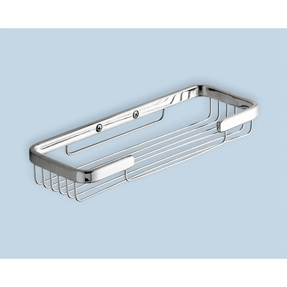 Soap Holder, Gedy 2418, Wire Double Soap Holder