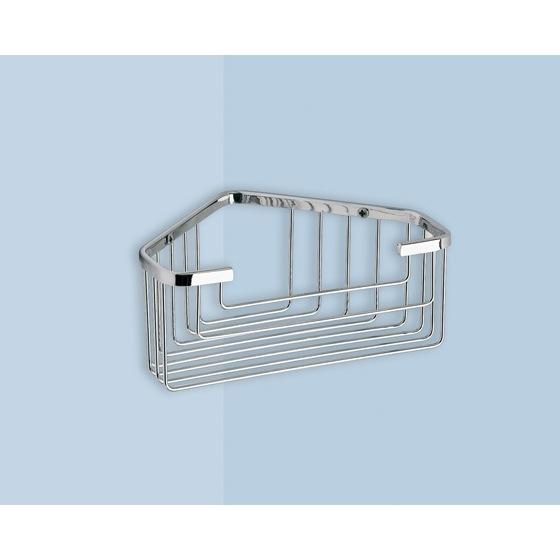 Gedy 2483 Shower Basket, Wire - Nameek\'s