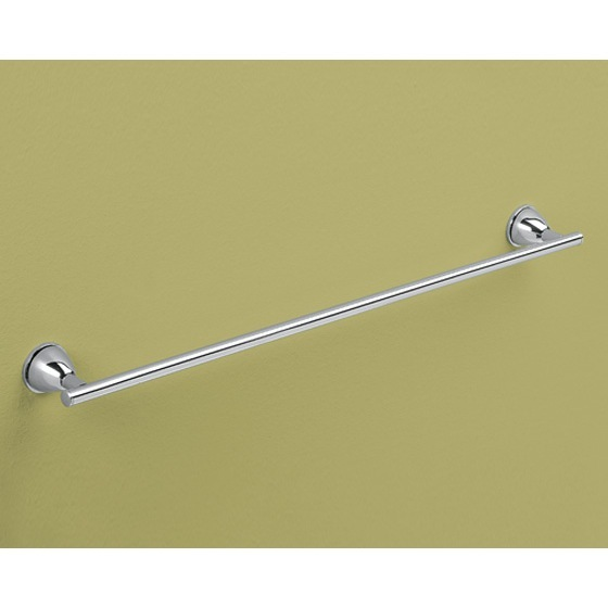 Towel Bar, Gedy GE21-60-13, Modern Chrome 24 Inch Towel Bar