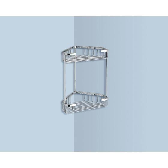 Gedy 2481 Shower Basket, Wire - Nameek\'s