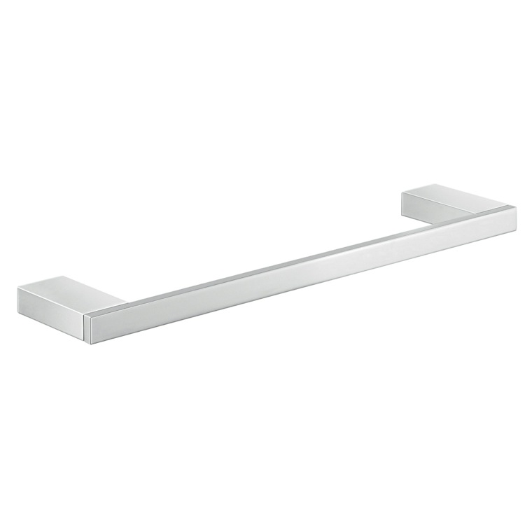 Towel Bar, Gedy A321-30-13, Wall Mounted 13 Inch Chrome Towel Bar