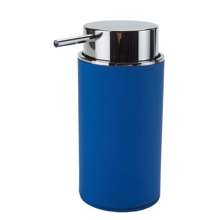 Soap Dispenser, Gedy LU80, Thermoplastic Resin Soap Dispenser In Multiple Finishes