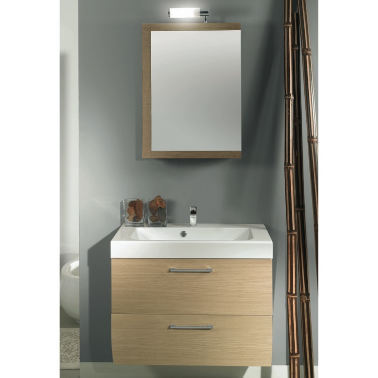 Bathroom Vanity, Iotti NN3, 30 Inch Bathroom Vanity Set