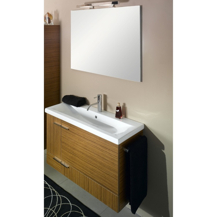 Iotti NS Bathroom Vanity Simple Nameeks - 38 inch bathroom vanity