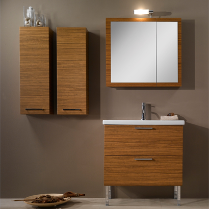 Bathroom Vanity, Iotti L15, 30 Inch Bathroom Vanity Set