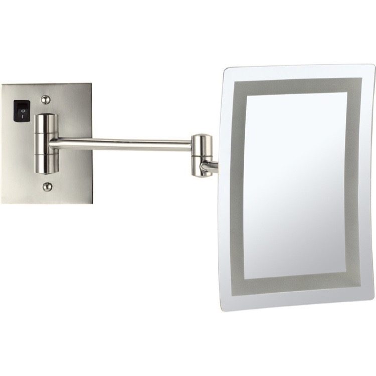 Nameeks AR7702-SNI-3x Makeup Mirror, Glimmer - Nameek's