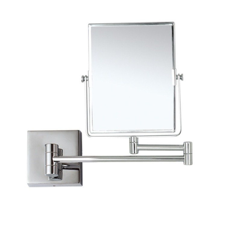 Makeup Mirror, Nameeks AR7721-CR-7x, Double Face 7x Wall Mounted Magnifying Mirror
