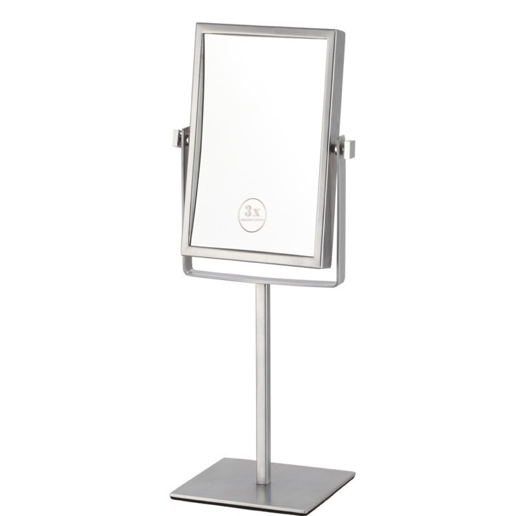Makeup Mirror, Nameeks AR7726, Double Face Rectangular 3x Makeup Mirror