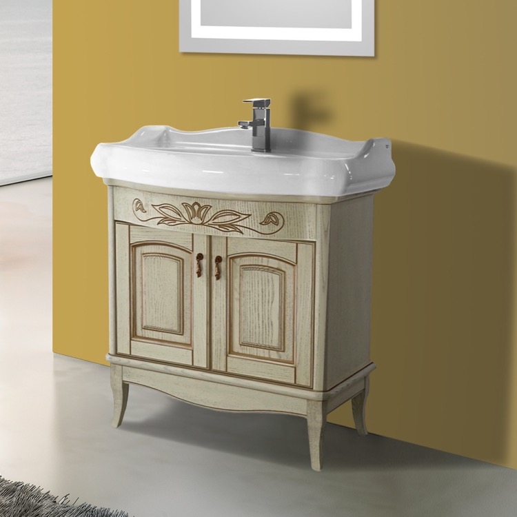 Nameeks MI-F01 Bathroom Vanity, Michela - Nameek's