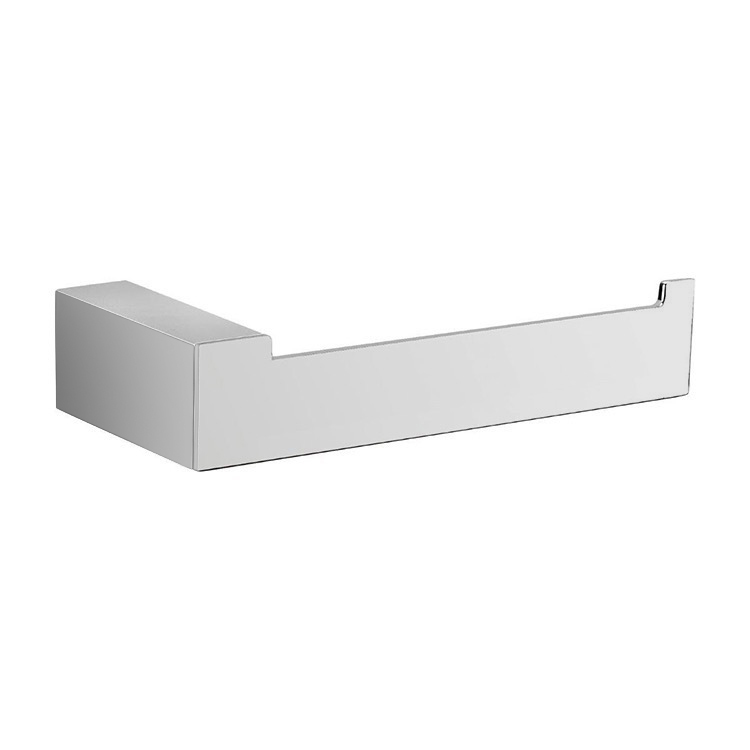 Toilet Paper Holder, Nameeks NFA004, Modern Chrome Toilet Paper Holder
