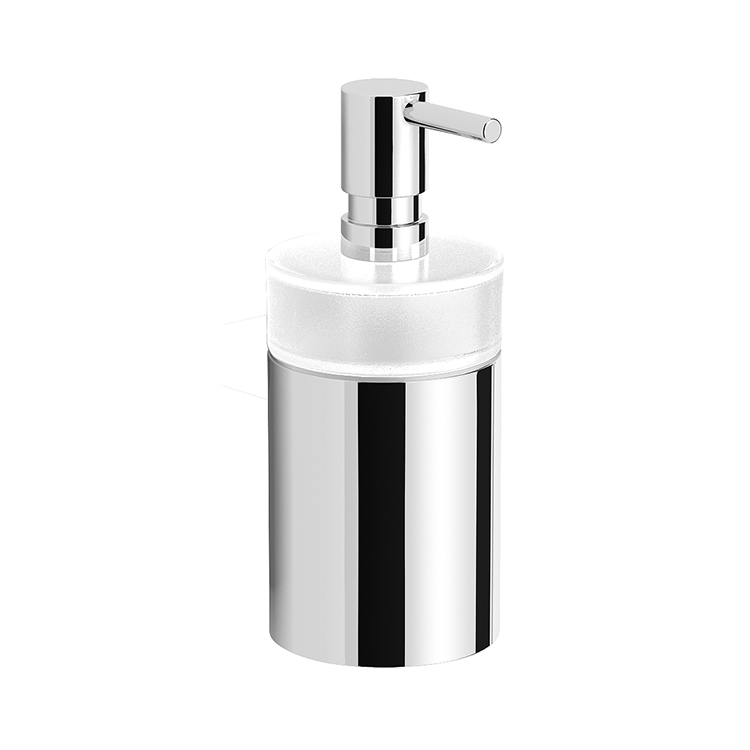 Soap Dispenser, Nameeks NNBL0079, Round Modern Soap Dispenser
