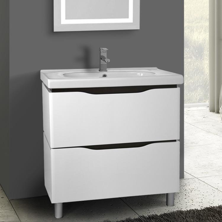 Nameeks VN F02 Bathroom Vanity Venice Nameek S