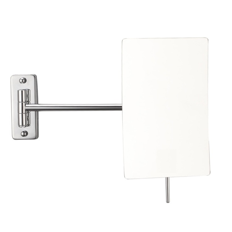 Makeup Mirror, Nameeks AR7727, Wall Mounted Chrome 3x Shaving Mirror