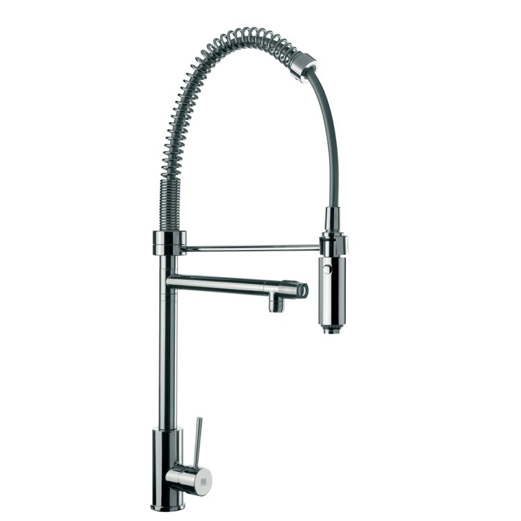 Remer N78US Kitchen Sink Faucet, Gourmet - Nameek\'s