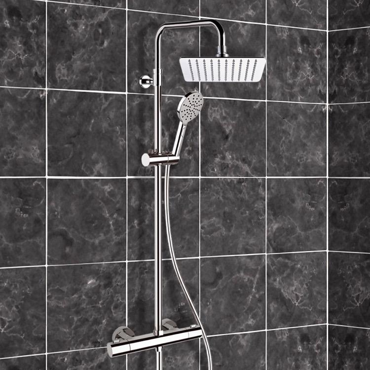 Remer SC510 Exposed Pipe Shower, Elegance - Nameek\'s