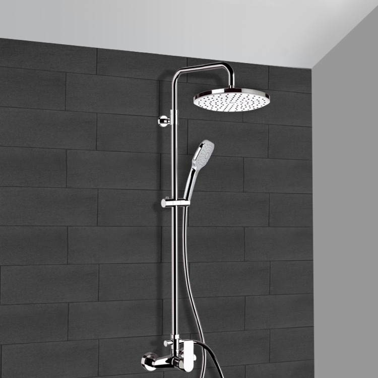 Remer SC516 Exposed Pipe Shower, Infinity - Nameek\'s