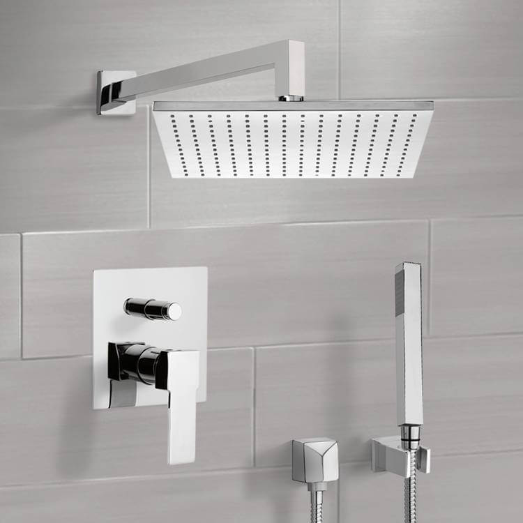 Shower Faucet, Remer SFH6512, Shower System with 12