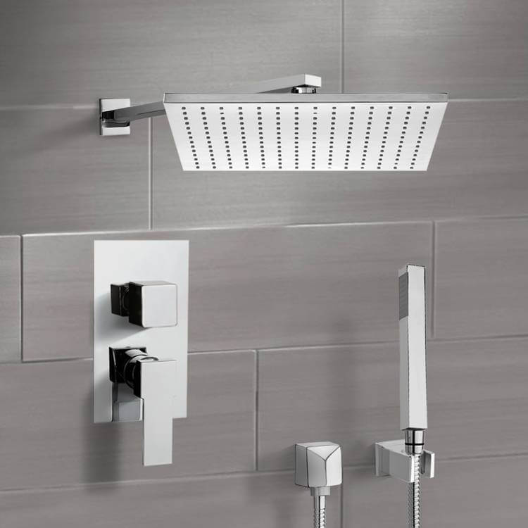 Shower Faucet, Remer SFH6516, Shower System with 12