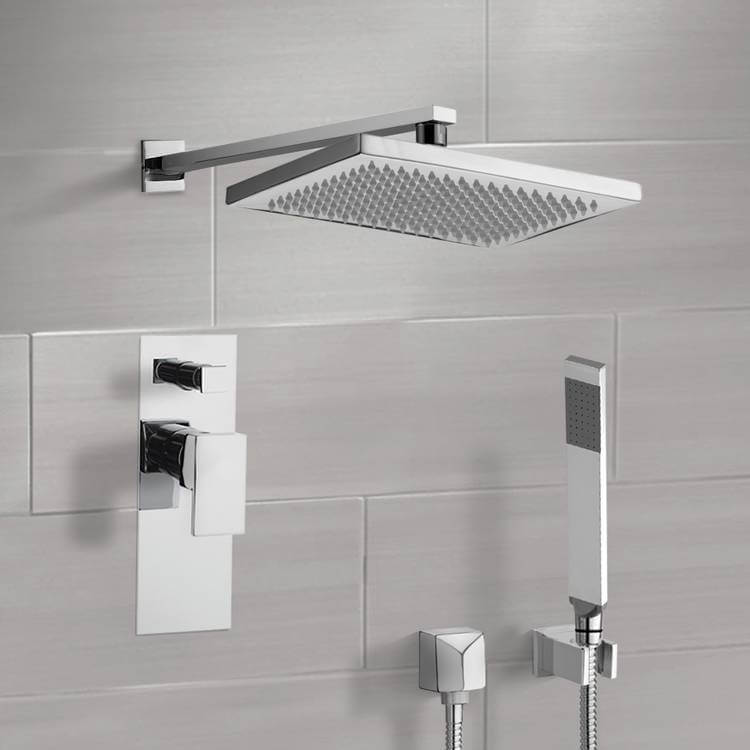 Shower Faucet, Remer SFH6543, Shower System with 9.5