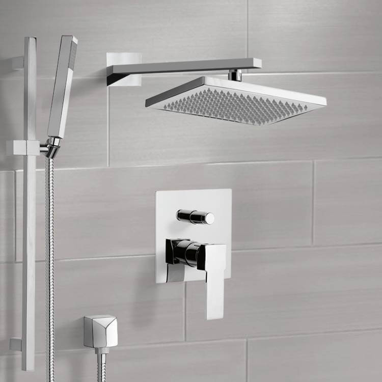 Shower Faucet, Remer SFR7544, Shower System with 9.5