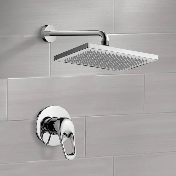 Shower Faucet, Remer SS1118, Shower Faucet Set with 9.5