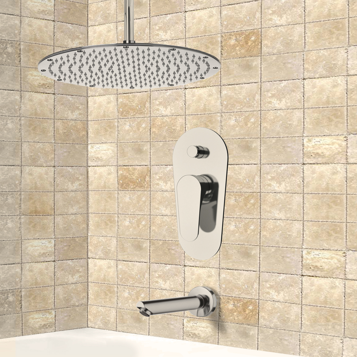 Remer Tsf2293 Np Tub And Shower Faucet Peleo Nameek S