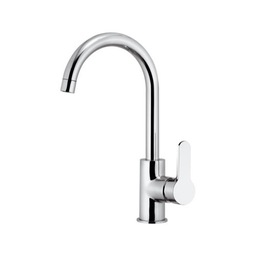 Bathroom Faucet, Remer W72, One Hole Bathroom Faucet in Multiple Finishes