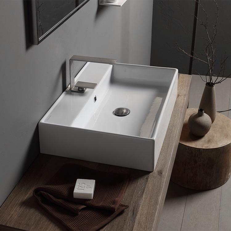 scarabeo waschtisch elegant scarabeo shape einbau. Black Bedroom Furniture Sets. Home Design Ideas