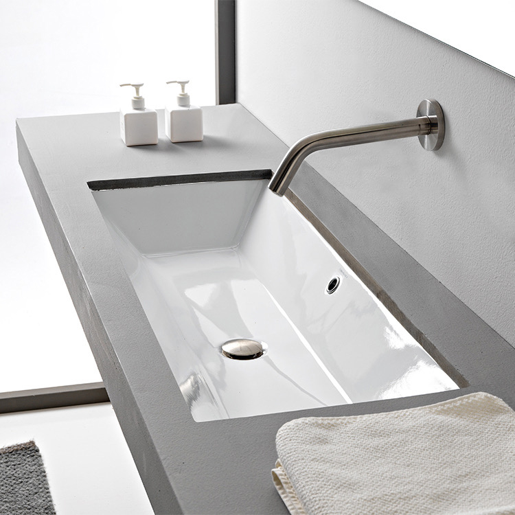 Scarabeo 5136 Bathroom Sink Teorema 2 Nameek S