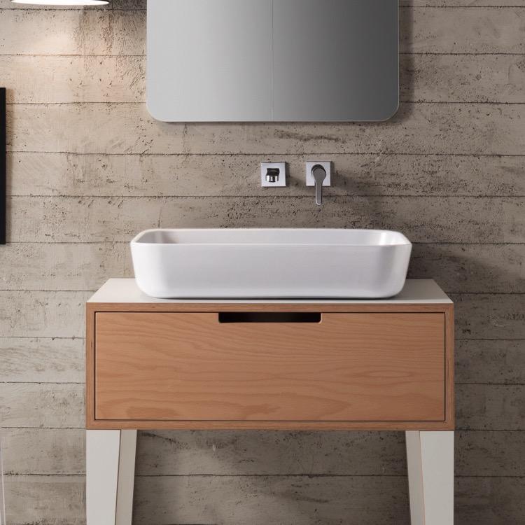 Scarabeo 9007 Bathroom Sink Mizu Nameek S
