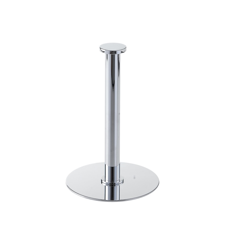 Toilet Paper Holder, StilHaus 898, Free Standing Brass Toilet Paper Holder