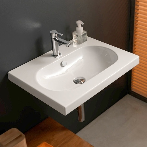 wide sinks bathroom tecla edw1011 bathroom sink edo wide nameek s 15195