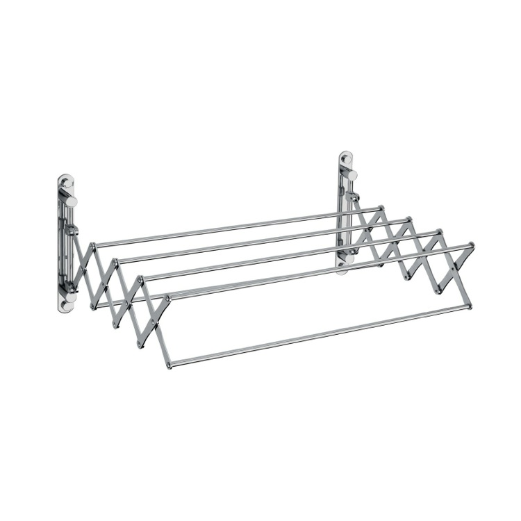 Towel Rail, Windisch 85961, Wall Mounted Brass Extendable Towel Rail