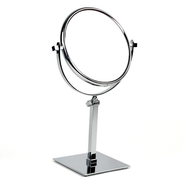 Makeup Mirror Windisch 99135 Pedestal 3x 5x 5xop Or 7xop Brass