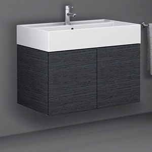 Grey Oak Bathroom Vanities