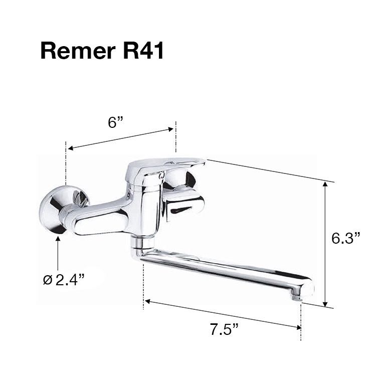 Remer R41 Tub Filler Remix Nameek S